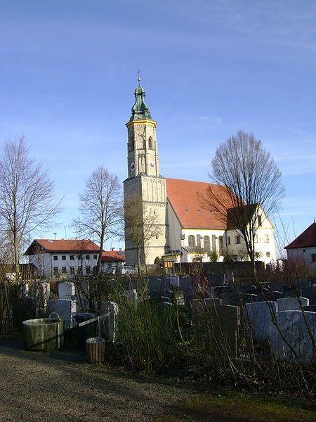 Pfarrkirche Margarethenberg