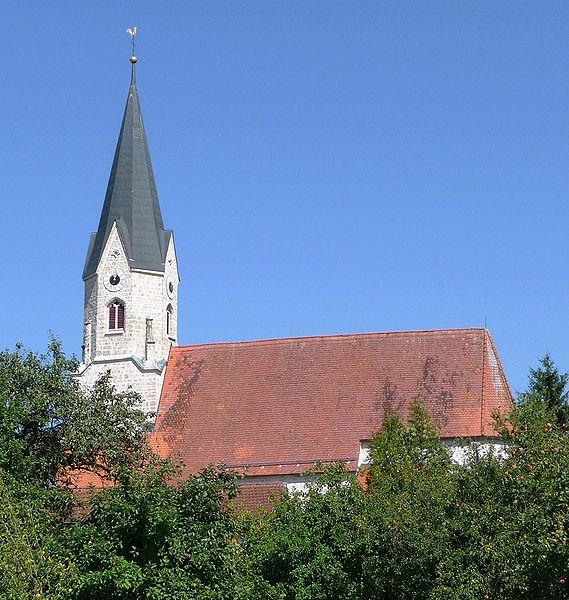 Pfarrkirche Münchham