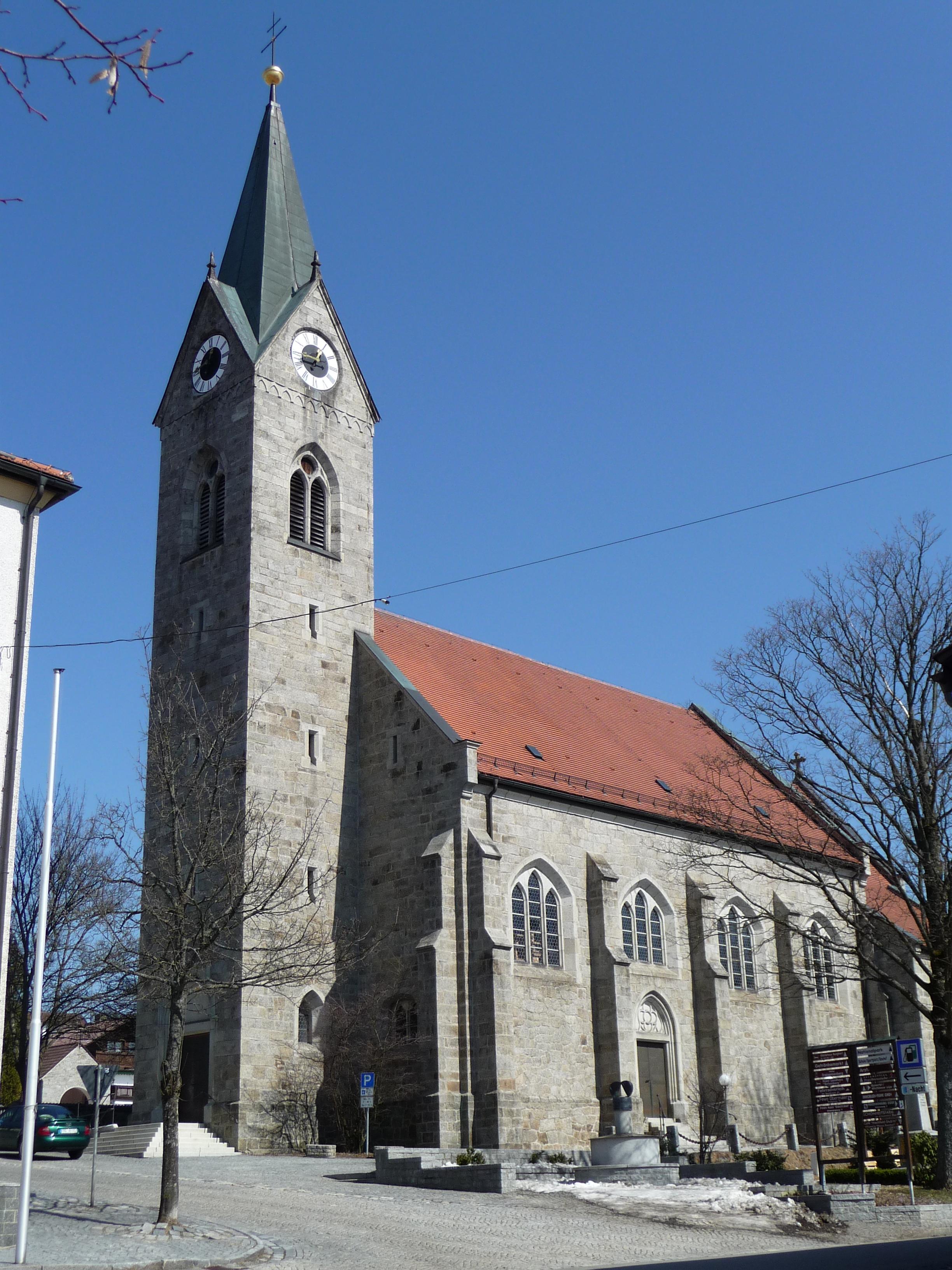 Pfarrkirche Neuschönau