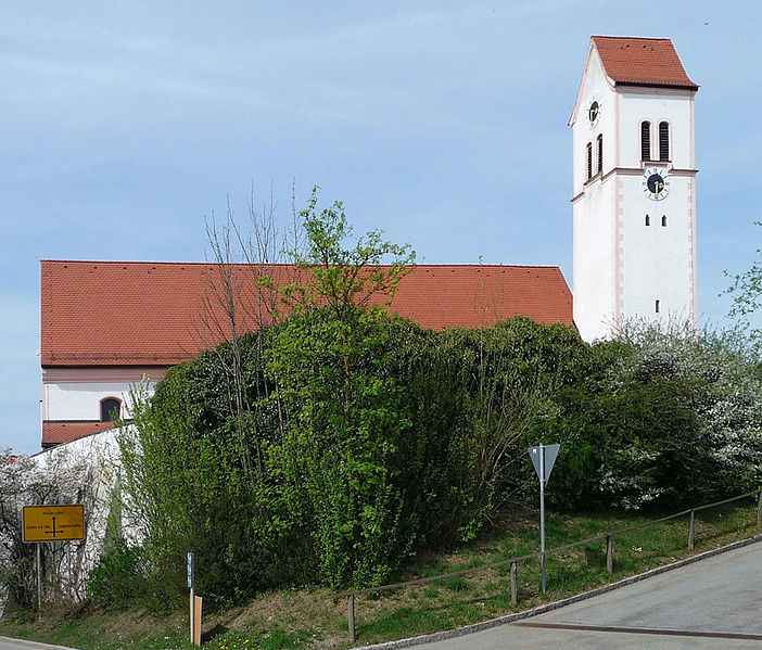 Pfarrkirche Oberpöring