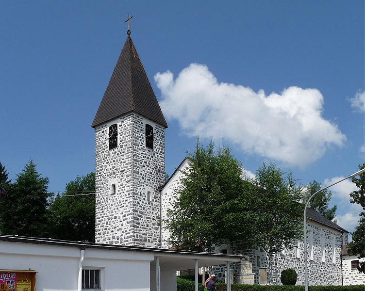 Expositurkirche Philippsreut