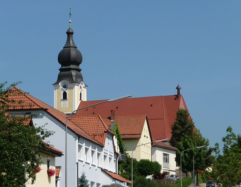 Pfarrkirche Röhrnbach