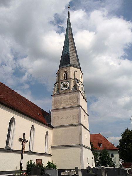 Pfarrkirche Rogglfing