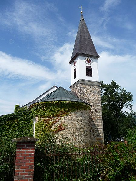 Pfarrkirche Schaufling