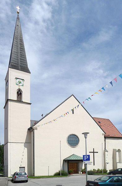 Pfarrkirche Schöllnach