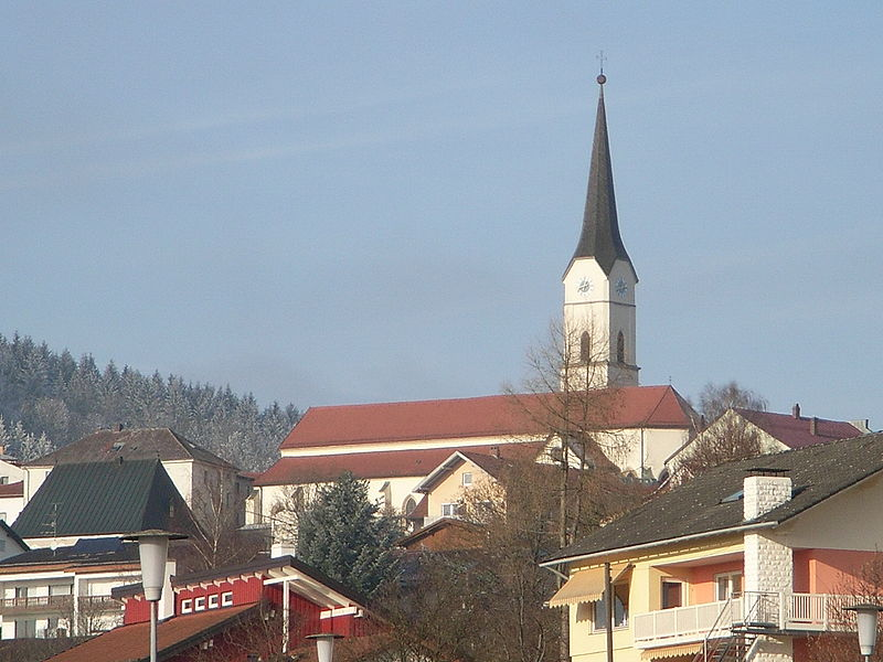 Pfarrkirche Schönberg
