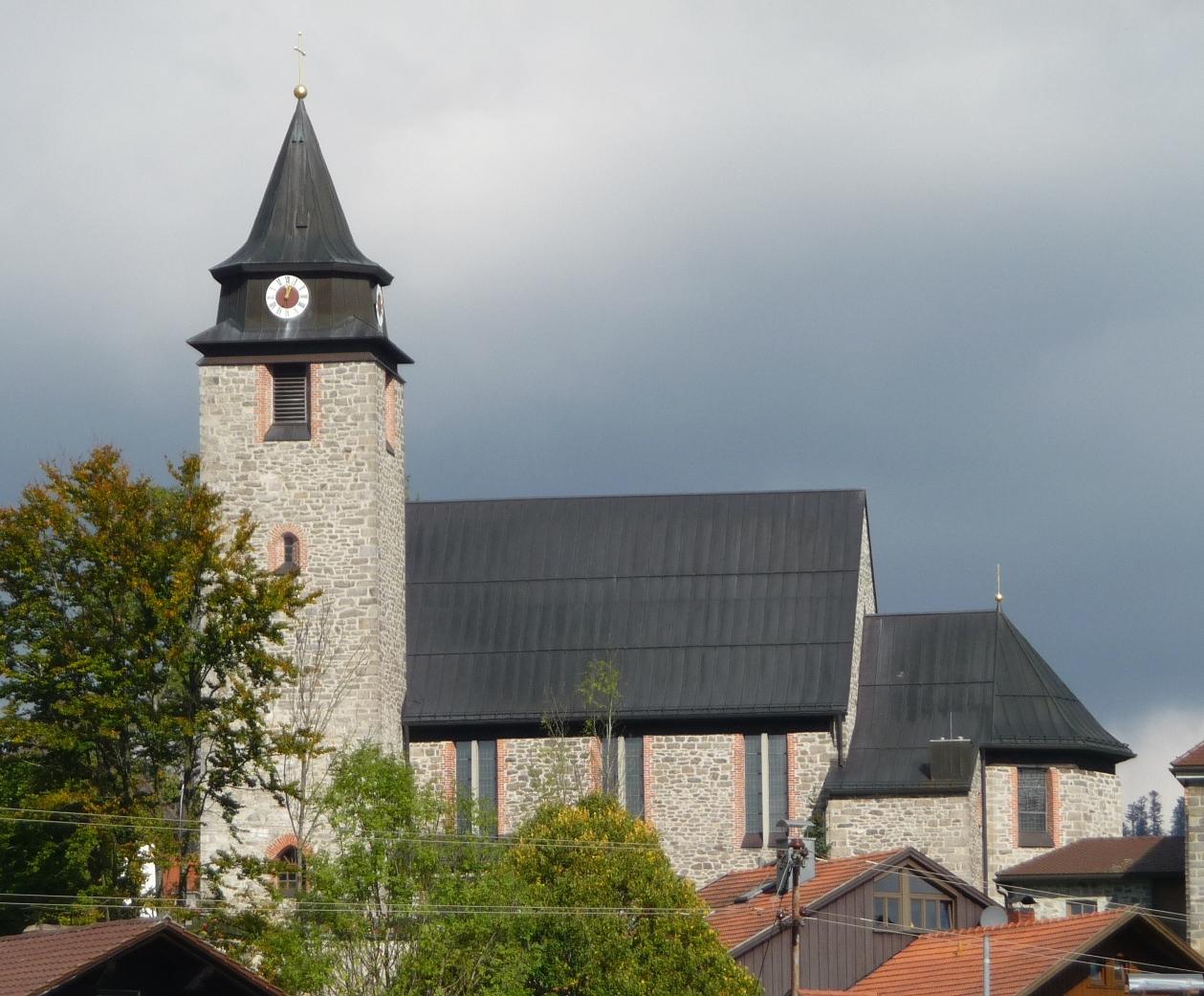 Pfarrkirche Schönbrunn am Lusen