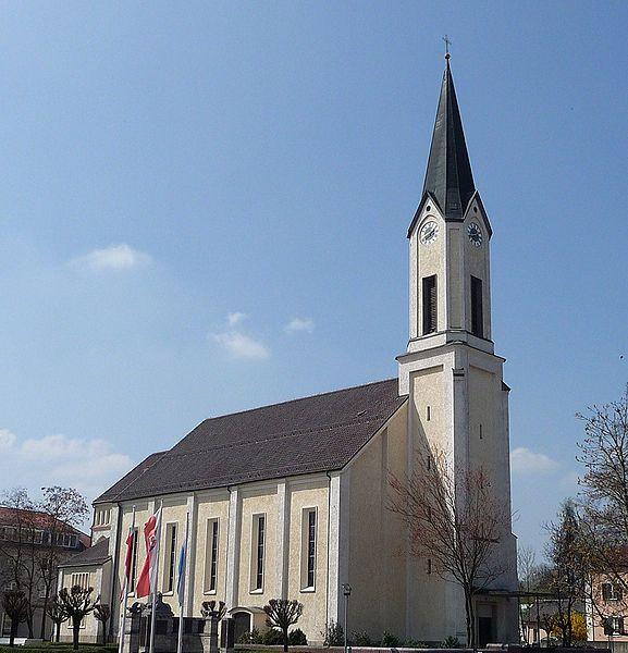 Stadtpfarrkirche Simbach-am-Inn