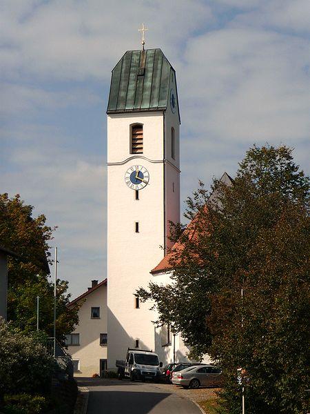 Pfarrkirche Kirchberg vorm Wald