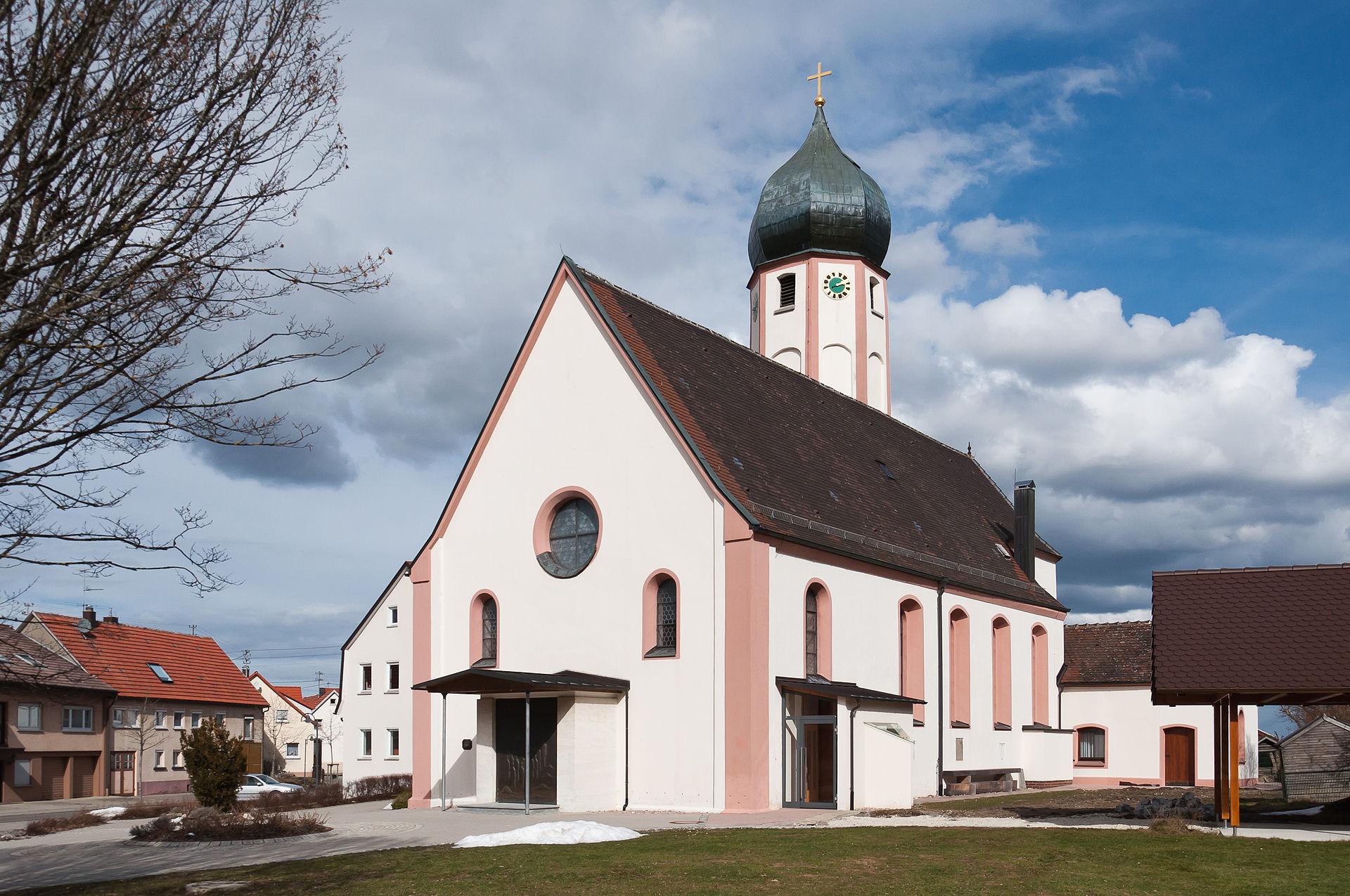 Pfarrkirche Frohnstetten