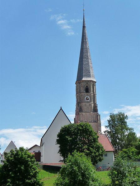 Pfarrkirche Taubenbach