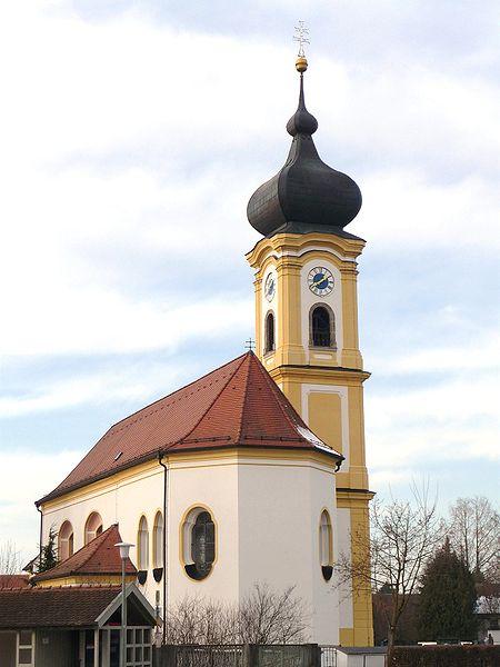 Pfarrkirche Thundorf