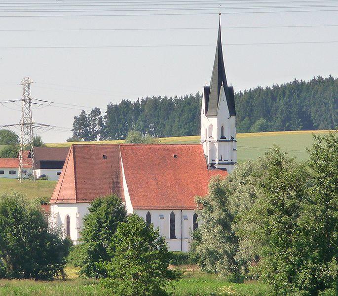 Pfarrkirche Unterdietfurt