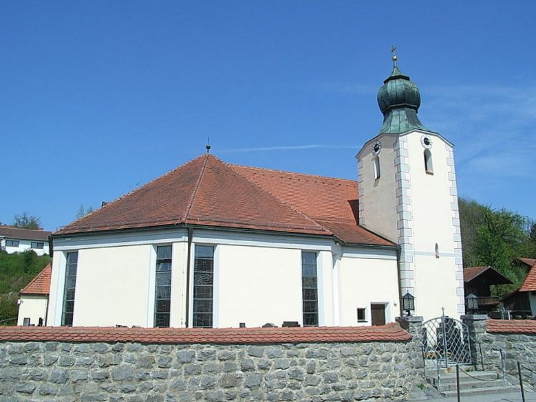 Pfarrkirche Unteriglbach