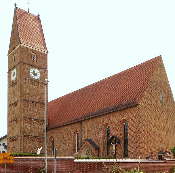 Pfarrkirche Walburgskirchen