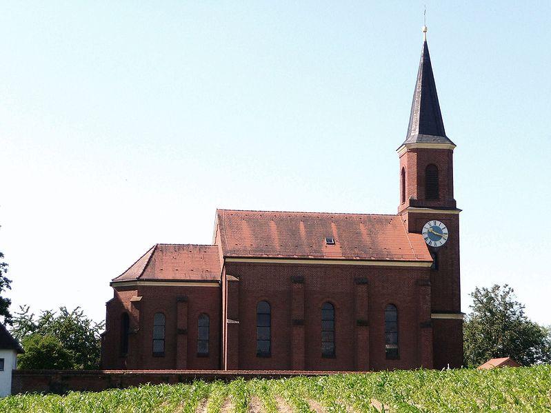 Pfarrkirche Wald bei Winhöring