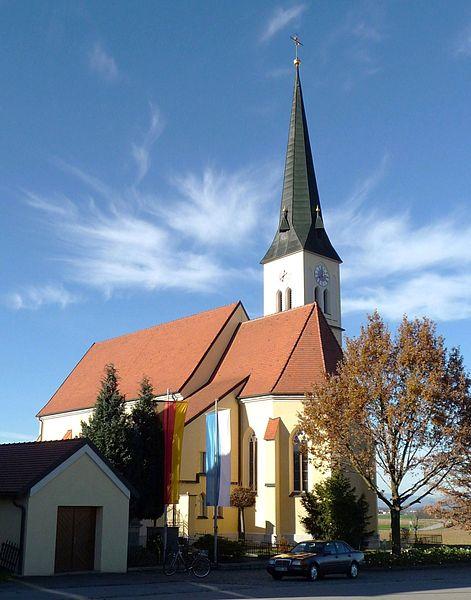 Pfarrkirche Wallerdorf