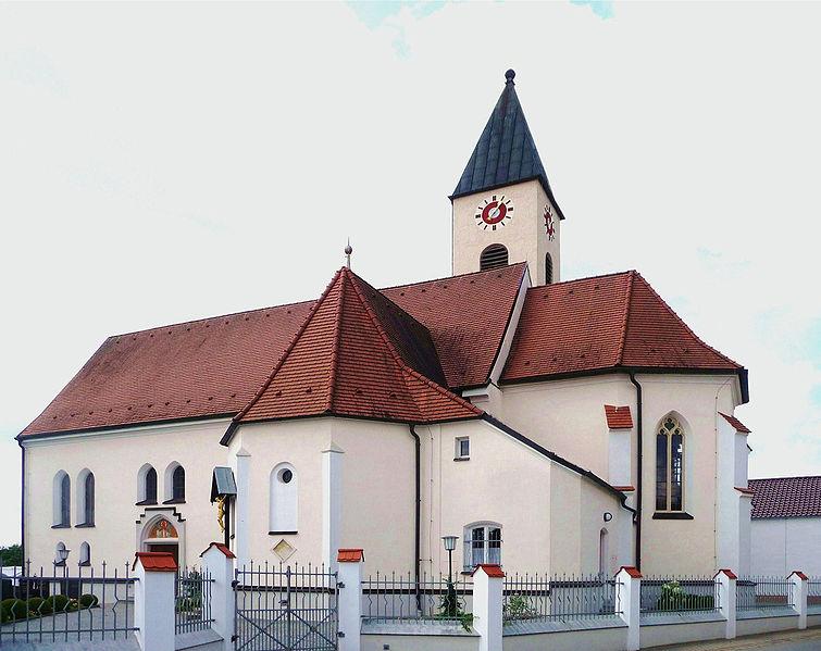 Pfarrkirche Willing