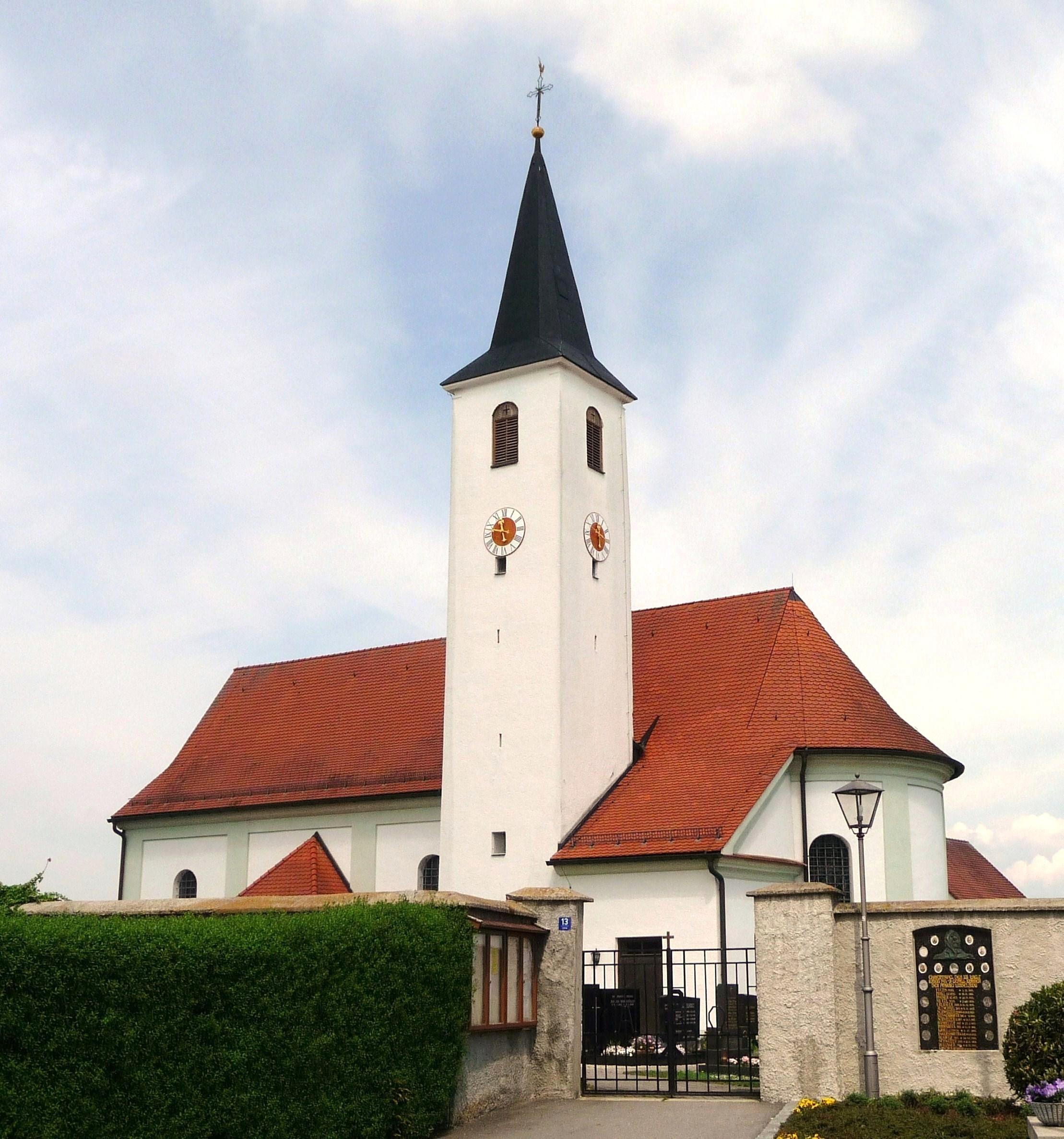 Pfarrkirche Wisselsing