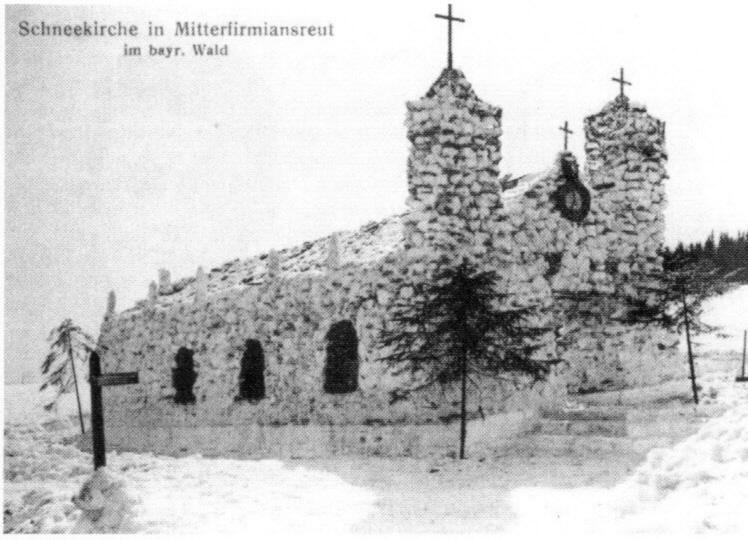 Expositurkirche Mitterfirmiansreut