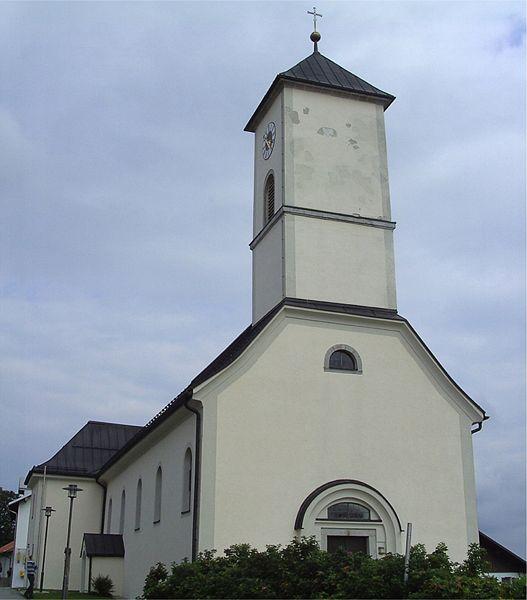 Pfarrkirche Mauth