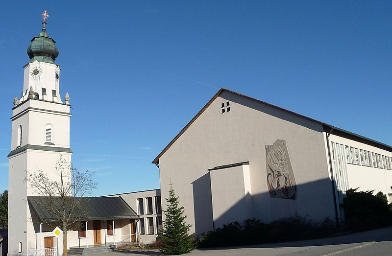 Expositurkirche Forsthart