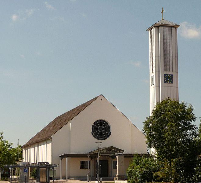Pfarrkirche Burgkirchen an der Alz