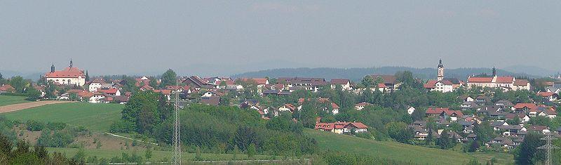 Pfarrkirche Thyrnau