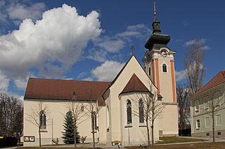 Pfarrkirche Allentsteig