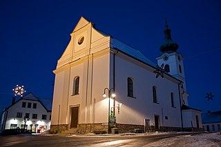 Pfarrkirche Brand bei Gmünd