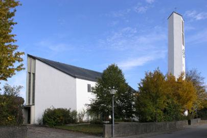 Pfarrkirche Unterneukirchen