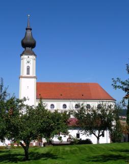 Altfraunhofen-St. Nikolaus