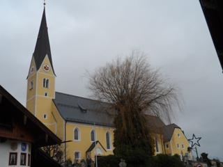 Bernau am Chiemsee-St. Laurentius