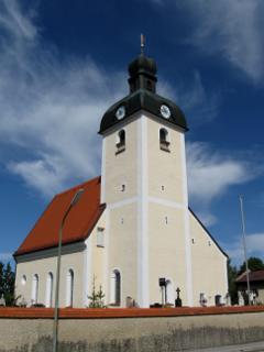 Egmating-St. Johann Baptist u. Michael
