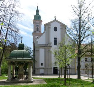 Freising-St. Peter und Paul/Neustift