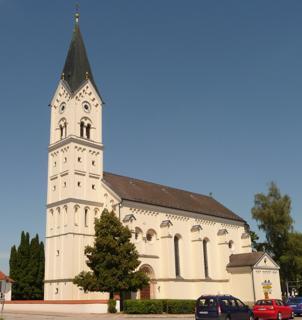 Garching/Alz-St. Nikolaus