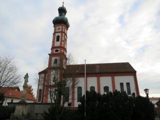 Kirchdorf an der Amper-St. Martin
