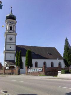 Mauern-St. Johannes der Täufer