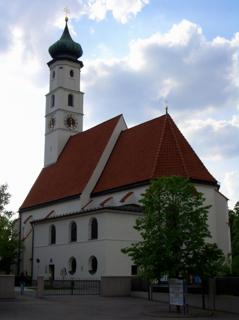 München-Hl. Kreuz/Forstenried