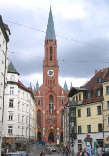 München-St. Johann Baptist/Haidhausen