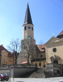 München-St. Sylvester/Schwabing