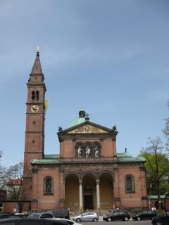München-St. Ursula/Schwabing
