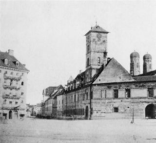 München-Zu Unserer Lieben Frau (Hofkaplanei Herzog-Maxburg)