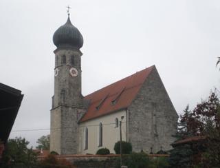 Oberwarngau-St. Johann Baptist