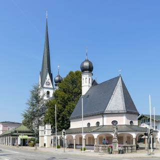Prien am Chiemsee-Mariä Himmelfahrt