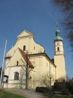 Schweitenkirchen-St. Johannes Baptist