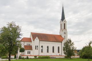 Steinkirchen an der Ilm-St. Anna