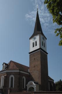 Steinkirchen-St. Johann Baptist und Evangelist