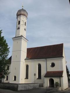 Straußdorf-St. Johannes der Täufer