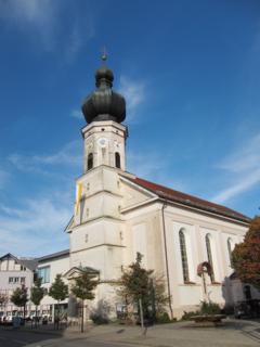 Taufkirchen/Vils-Pauli Bekehrung